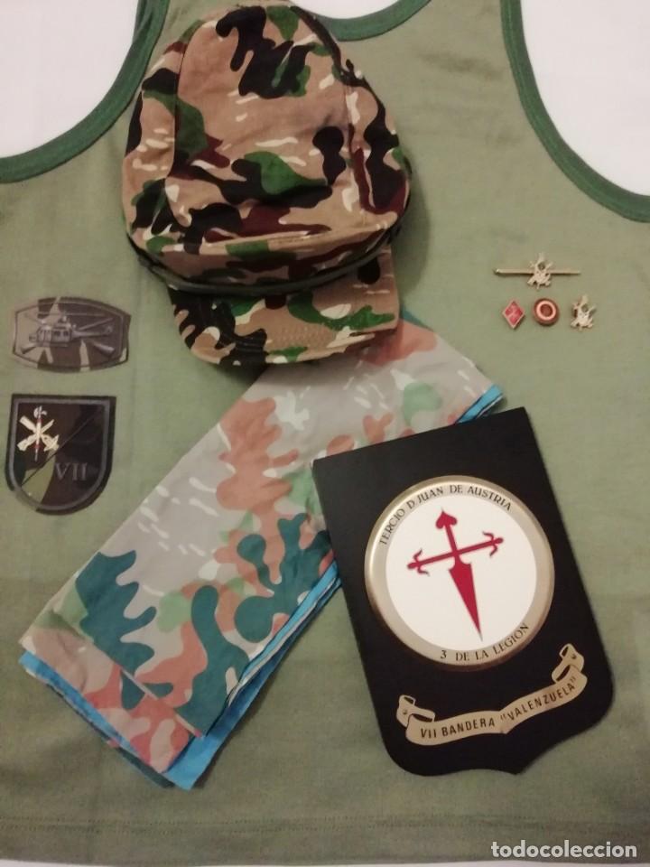 Militaria: Legión : Lote legionario. GRAN OPORTUNIDAD!!! - Foto 13 - 244723810