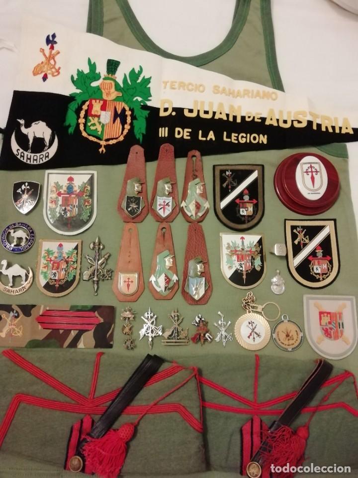 Militaria: Legión : Lote legionario. GRAN OPORTUNIDAD!!! - Foto 15 - 244723810