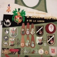 Militaria: LEGIÓN : LOTE LEGIONARIO.. Lote 244723810
