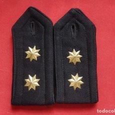 Militaria: ARMADA ESPAÑOLA. MARINA GUERRA. INFANTERÍA MARINA. HOMBRERAS. TENIENTE CORONEL. ÉPOCA FRANCO.. Lote 245105385