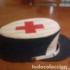 Militaria: BONITA GORRA ANTIGUA DE LA CRUZ ROJA. Lote 245311870