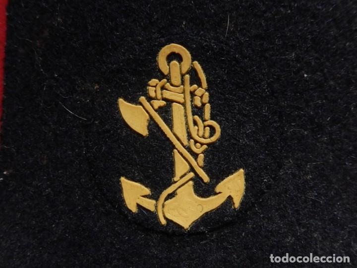 Militaria: Armada Española. Marina Guerra. Hombreras. Suboficiales. Subteniente. Contramaestre. Época Juan Carl - Foto 12 - 245446950