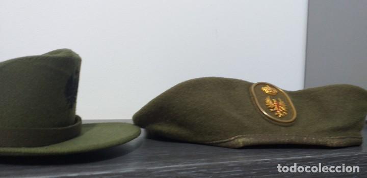 Militaria: UNIFORME - MILITAR- VINTAGE- EJERCITO ESPAÑOL- GORRA Y BOINA - Foto 43 - 224549052