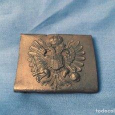 Militaria: HEBILLA ANTIGUA EJERCITO AUSTRO-HUNGARO. POSIBLEMENTE 1ª G.M.. Lote 245919055