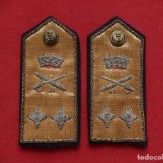 Militaria: ARMADA ESPAÑOLA. MARINA GUERRA. HOMBRERAS. OFICIALES GENERALES. VICEALMIRANTE. ÉPOCA DE FRANCO.. Lote 246221140
