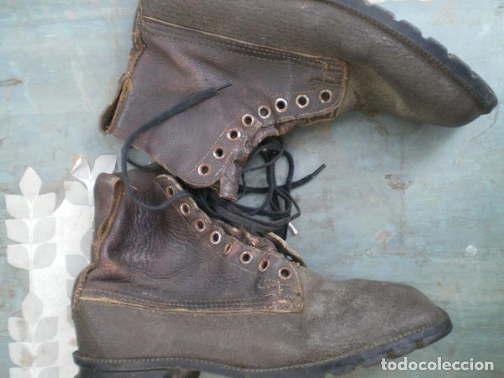 Militaria: BOTAS RECREACION GUERRA CIVIL, ETC - Foto 2 - 246357165