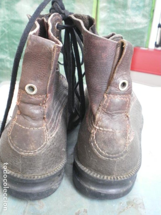 Militaria: BOTAS RECREACION GUERRA CIVIL, ETC - Foto 3 - 246357165