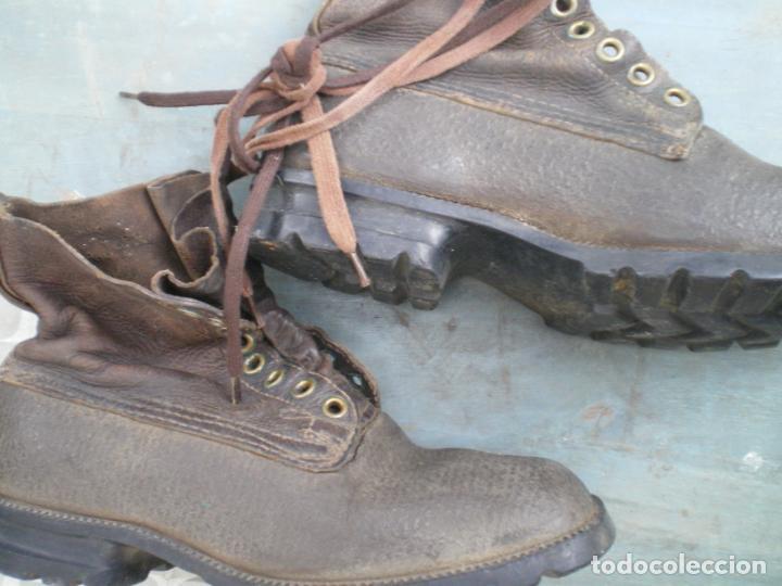 Militaria: BOTAS RECREACION GUERRA CIVIL, ETC - Foto 2 - 246357245