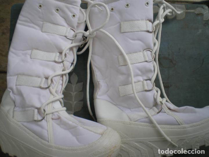 Militaria: BOTAS EJERCITO ITALIANO PARA NIEVE, NUEVAS - Foto 2 - 246357630