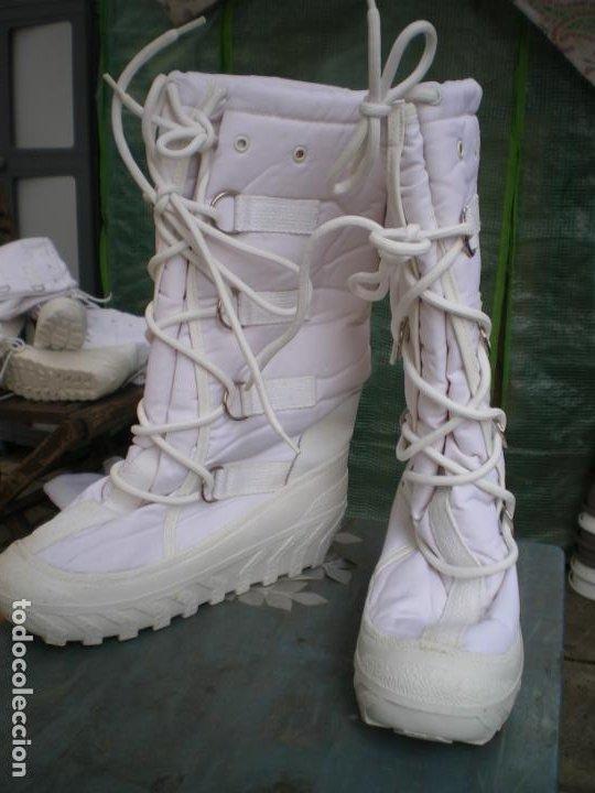 BOTAS EJERCITO ITALIANO PARA NIEVE, NUEVAS (Militar - Botas y Calzado)