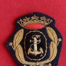 Militaria: ARMADA ESPAÑOLA. MARINA GUERRA. GALLETA GORRA. SUBOFICIALES. ÉPOCA FRANCO. EL SIGLO. SAN FERNANDO. Lote 246822275