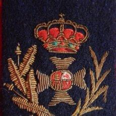 Militaria: SANIDAD. MANGUITO. ÉPOCA DE JUAN CARLOS I.. Lote 247208475