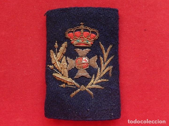 Militaria: Sanidad. Manguito. Época de Juan Carlos I. - Foto 2 - 247208475