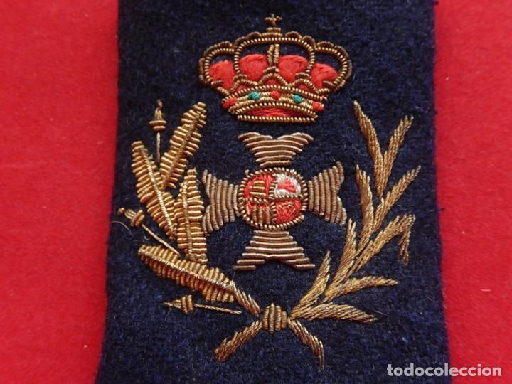 Militaria: Sanidad. Manguito. Época de Juan Carlos I. - Foto 8 - 247208475