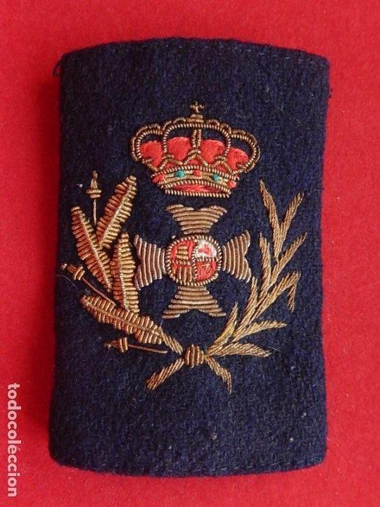 Militaria: Sanidad. Manguito. Época de Juan Carlos I. - Foto 12 - 247208475
