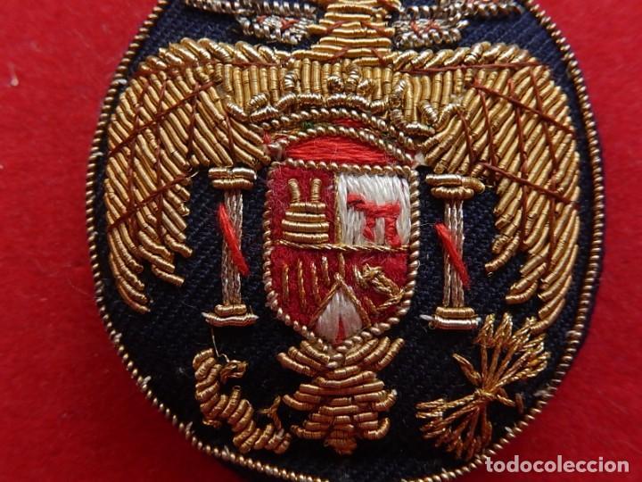 Militaria: Galleta para gorra. Época de Franco. - Foto 5 - 247247670