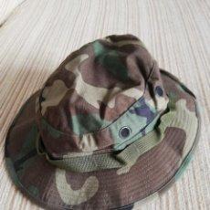 Militaria: BOONIE HAT WOODLAND PATTERN TIPE II USMC-US ARMY. Lote 248438570
