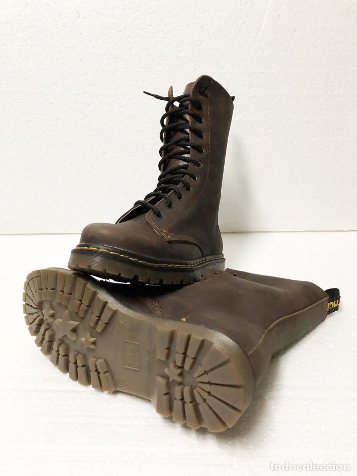 Militaria: BOTAS MOD. DC. MARTENS COLOR CUERO 11 AGUJEROS (VER DESCRICION) - Foto 8 - 249490765
