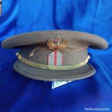Militaria: GORRA DE PLATO BRIGADA DE LA GUARDIA CIVIL - ESPECIALISTA FISCAL. Lote 251546535