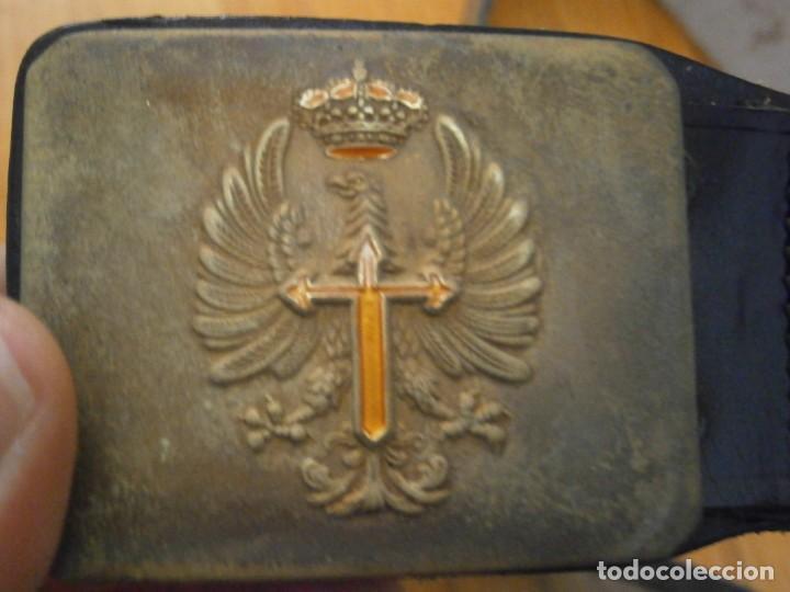 BONITO CINTURON (Militar - Cinturones y Hebillas )