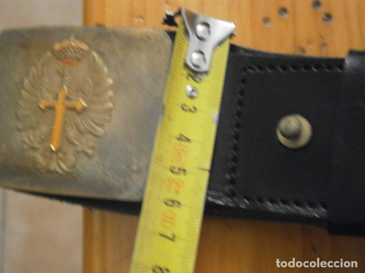 Militaria: bonito cinturon - Foto 2 - 251713300