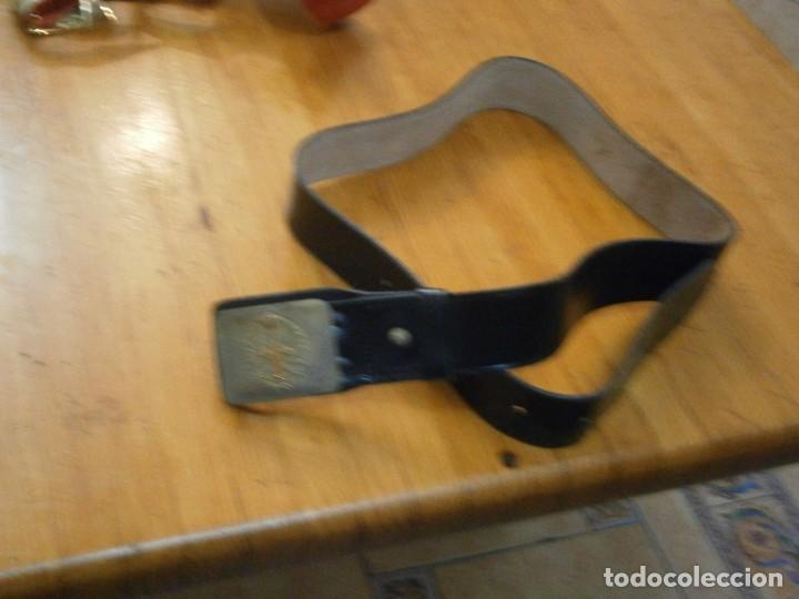 Militaria: bonito cinturon - Foto 4 - 251713300