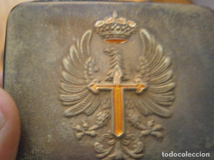 Militaria: bonito cinturon - Foto 6 - 251713300
