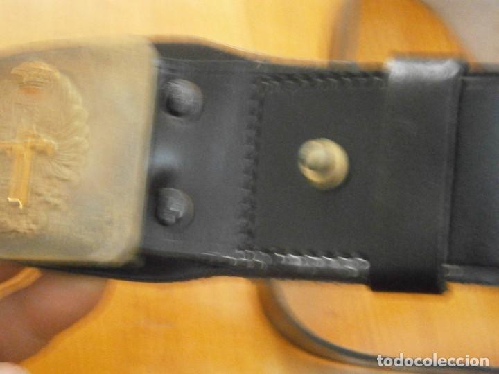 Militaria: bonito cinturon - Foto 8 - 251713300