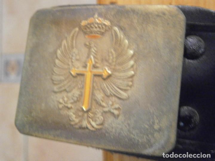 Militaria: bonito cinturon - Foto 11 - 251713300