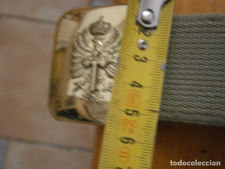 Militaria: bonito cinturon - Foto 7 - 251713480