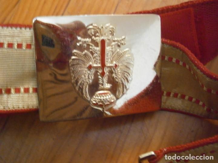 Militaria: bonito cinturon - Foto 5 - 251713745