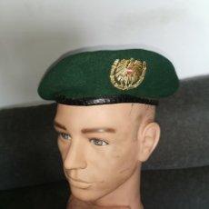 Militaria: BOINA OFICIAL PATRULLERA DEL DANUBIO. AUSTRIA. 1975. Lote 252183100