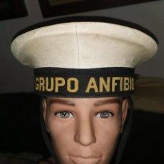 Militaria: GORRO LEPANTO. GRUPO ANFIBIO. ARMADA. AÑOS 50. Lote 252863395