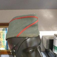 Militaria: GORRA CUARTELERO GUARDIA CIVIL AÑOS 80. Lote 252872795
