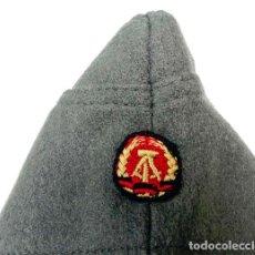 Militaria: RDA: GORRILLO DE INVIERNO DEL EJÉRCITO. Lote 252873810