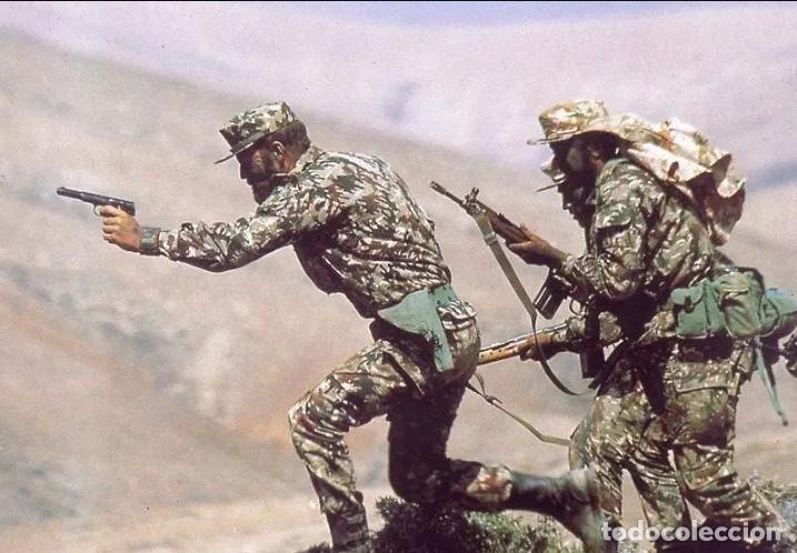 Militaria: Correaje sarga legionario. Legión Española - Foto 9 - 253552250