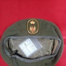 Militaria: BOINA EJÉRCITO DE TIERRA.. Lote 253620320