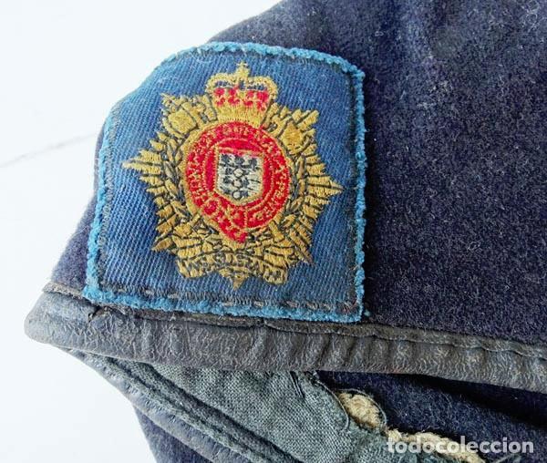 Militaria: GB: BOINA DE LA ROYAL LOGISTICS CORPS - Foto 2 - 254467360
