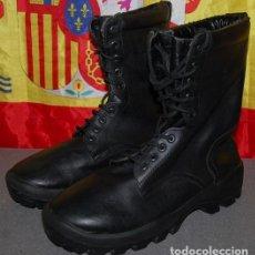 Militaria: BOTAS PANTER GLADIO MILITAR O2 NEGRO TALLA 44. Lote 255028475