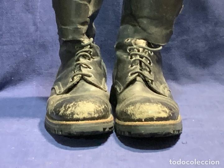 Militaria: BOTAS MILITAR ESPAÑA GENERAL BRIAC XII CARRO COMBATE TANQUE - Foto 18 - 255552130
