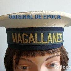 Militaria: (JX-210402)LEPANTO,MARINA ESPAÑOLA,CINTA MAGALLANES,INTERIOR MARCADO LEPANTO.. Lote 255564155