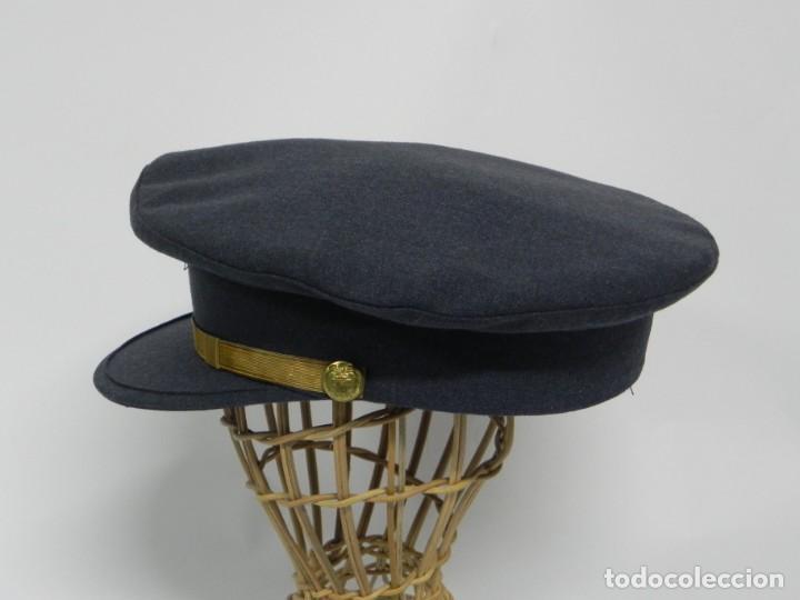 Militaria: ANTIGUA GORRA DE CONSERJE, CONDUCTOR, BEDEL DE MINISTERIO, AÑOS 40/50, PRIMERA EPOCA DE FRANCO, REAL - Foto 4 - 257334385