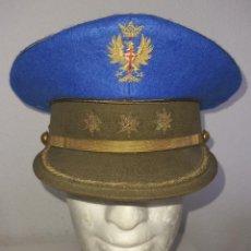 Militaria: GORRA DE PLATO CORONEL DE TIRADORES DE IFNI. Lote 259267145