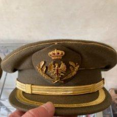 Militaria: BONITA GORRA DE CORONEL DEL EJÉRCITO DE TIERRA. Lote 259334700