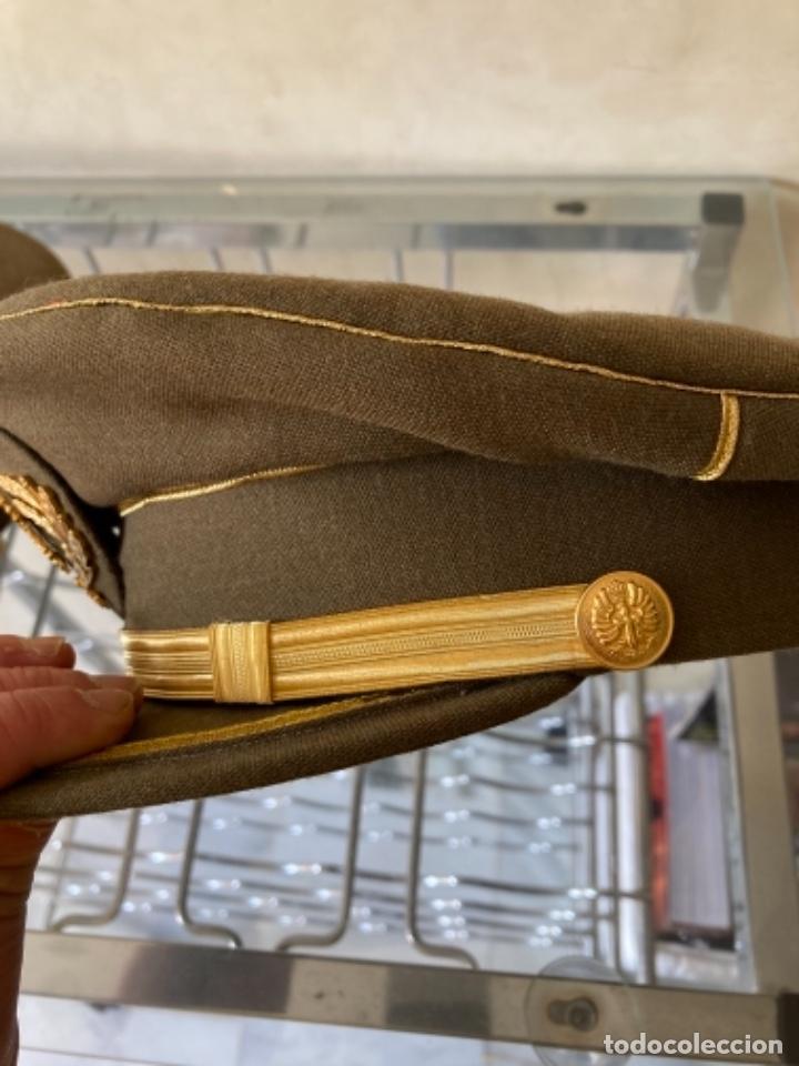 Militaria: Bonita gorra de coronel del ejército de tierra - Foto 3 - 259334700