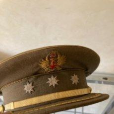 Militaria: BONITA GORRA DE CORONEL DEL EJÉRCITO DE TIERRA. Lote 259341490