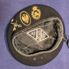 Militaria: BOINA BRIGADA DIVISION ACORAZADA TALLA 60 GENERAL BRIAC XII. Lote 259998625