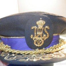 Militaria: GORRA MILITAR - BANDA - MÚSICO - SIN DETERMINAR. Lote 260407830