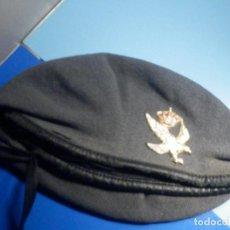 Militaria: GORRA - BOINA GRIS - BRIGADA LIGERA AEROTRANSPORTABLE. Lote 260418755