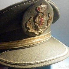 Militaria: GORRA - OFICIAL EJÉRCITO DE TIERRA ESPAÑOL -. Lote 260420870